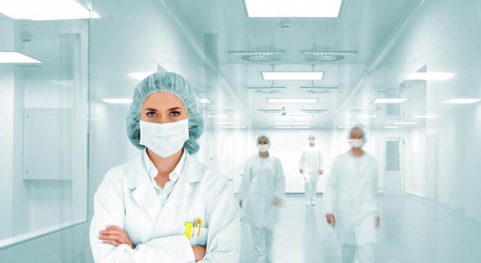 51 pracowników gdańskiego szpitala objętych kwarantanną