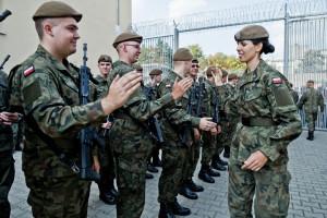 Na Podkarpaciu terytorialsi złożyli przysięgę wojskową