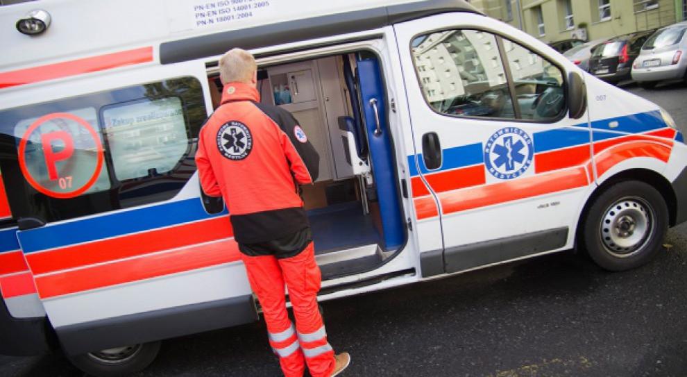 W Kaliszu ratownicy medyczni będą dezynfekować się w specjalnej kabinie
