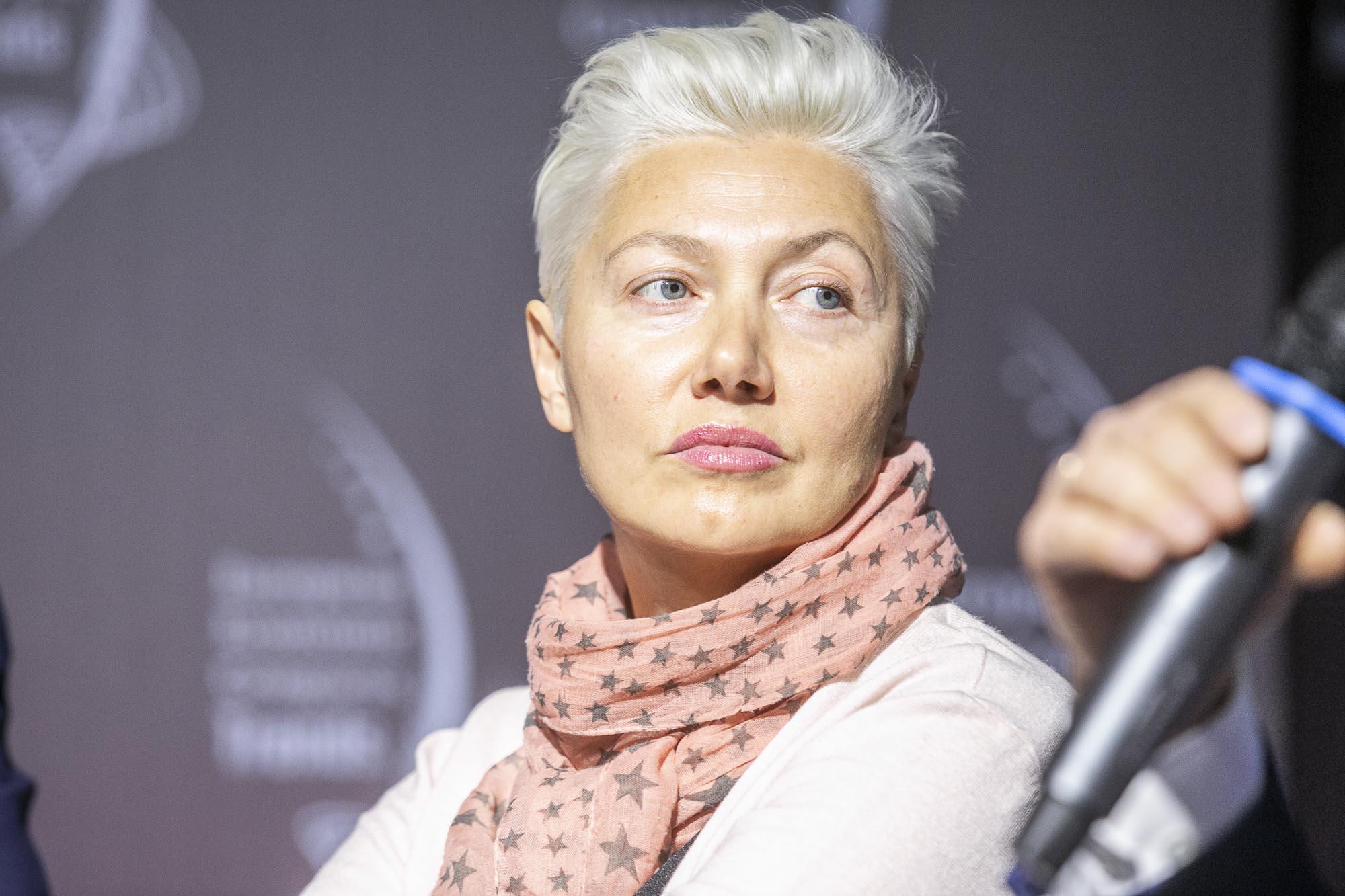 Jowita Michalska, prezes Fundacji Digital University oraz Chapter Ambassador SingularityU Warsaw (fot. MM)