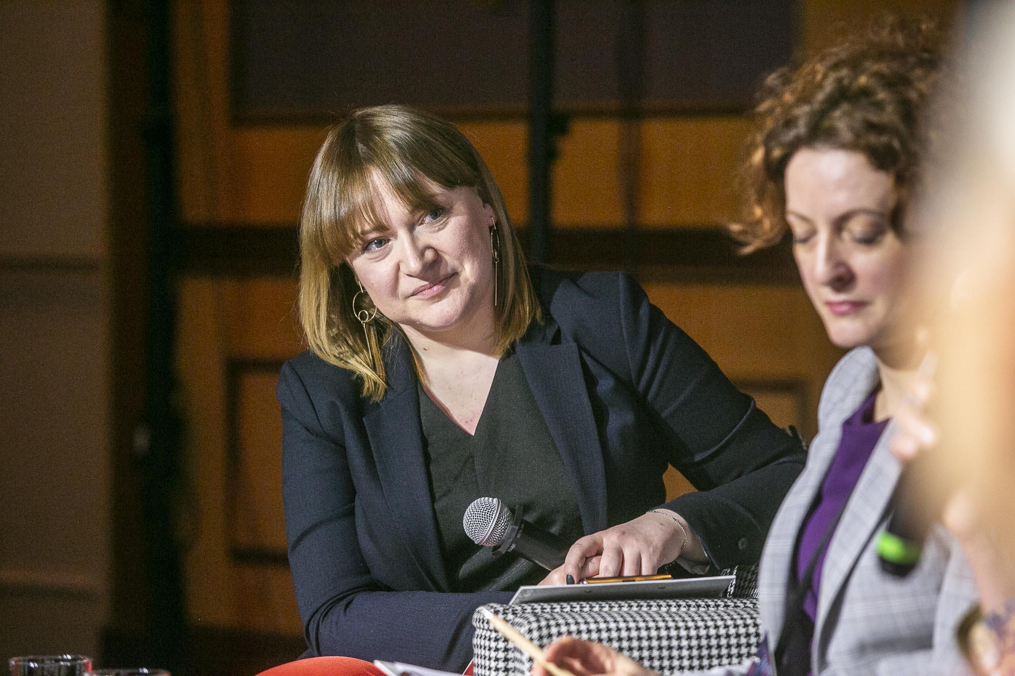 Karolina Markowska, dziennikarka WNP.PL i PulsHR (fot. MM)