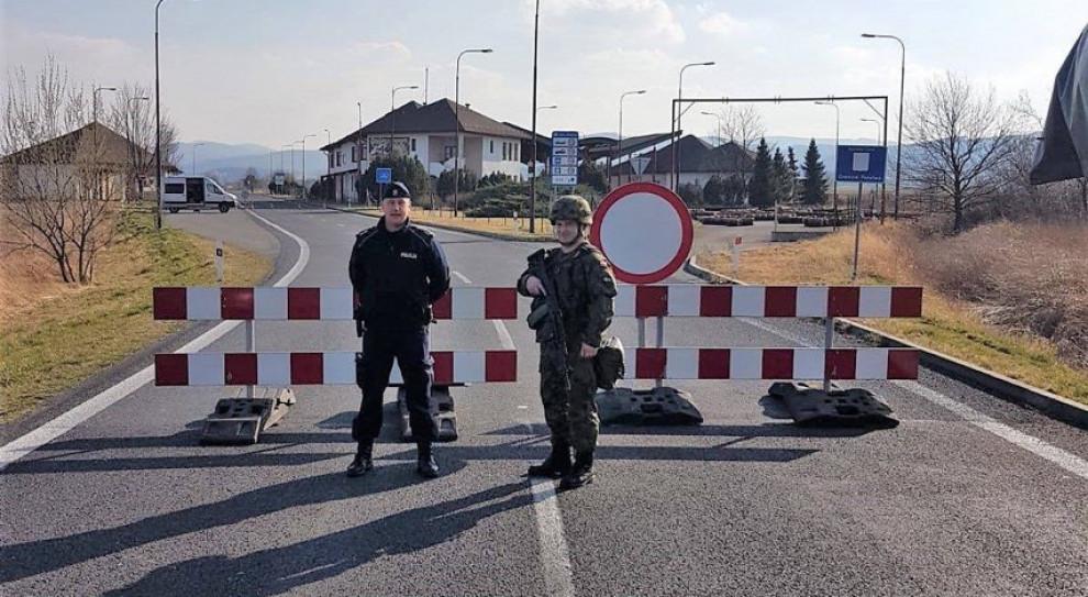 3379 żołnierzy i pracowników wojska zaangażowanych w walkę z koronawirusem