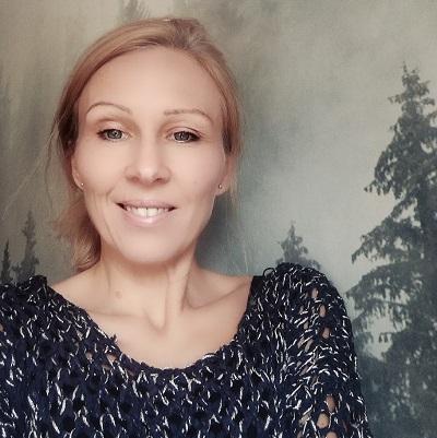 Izabela Dyakowska jest autorką bloga Zrównoważony rozwój na serio! (fot. archiwum prywatne)