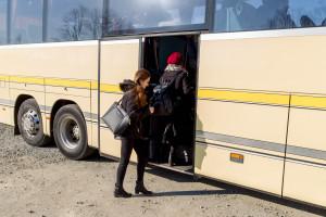 """Prywatne""""taksówki"""" dla pracowników Kaczmarski Group"""