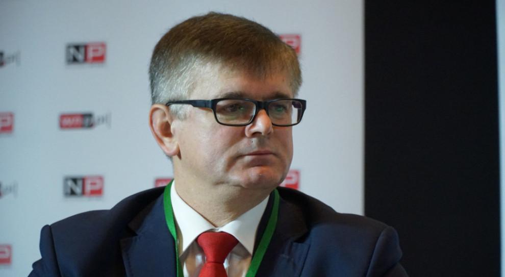 Wiceminister Adam Gawęda do górników: Wierzę, że wspólnie przetrwany te trudne chwile
