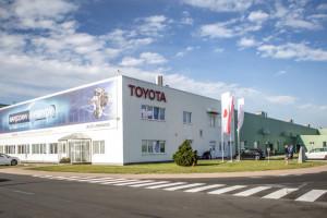 Europejskie fabryki Toyoty zamknięte przynajmniej do 20 kwietnia