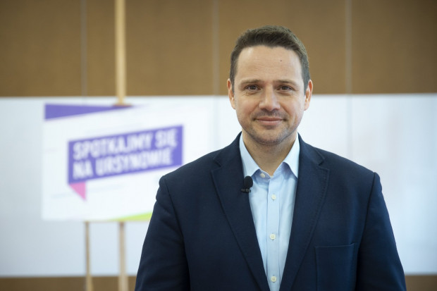 Trzaskowski napisał list do dyrektorów szkół, nauczycieli, uczniów i rodziców