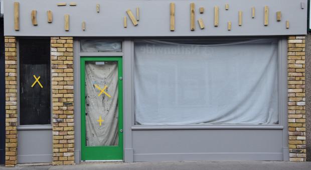 Co siódmy brytyjski sklep stoi pusty, mimo że lockdown się skończył