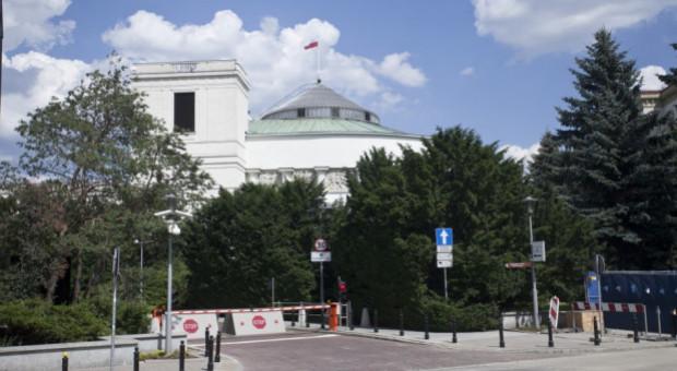 Projekt ustawy o OFE w Sejmie