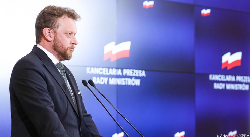 Szumowski: w każdym tygodniu będziemy dostosowywali treść rozporządzeń do bieżącej sytuacji