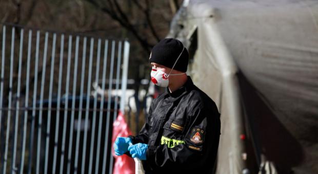 Władze samorządowe w Łodzi apelują o wsparcie kadrowe dla Domu Pomocy Społecznej w Drzewicy