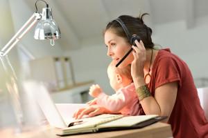Polacy odnaleźli się w pracy w trybie home office?