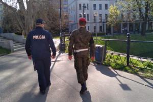 Szef MON: 8650 żołnierzy i pracowników wojska zaangażowanych w walkę z koronawirusem