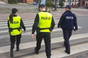 Już 100 policjantów zarażonych jest koronawirusem