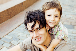 Ojcowie obecni na zasiłku opiekuńczym. To początek zmian
