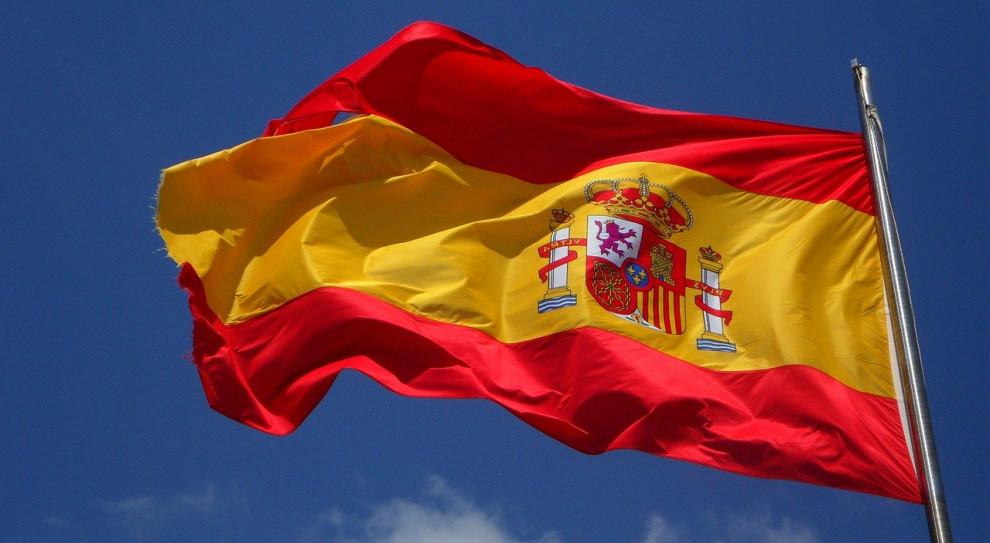 Wiece na zakończenie trzydniowego strajku studentów w Hiszpanii