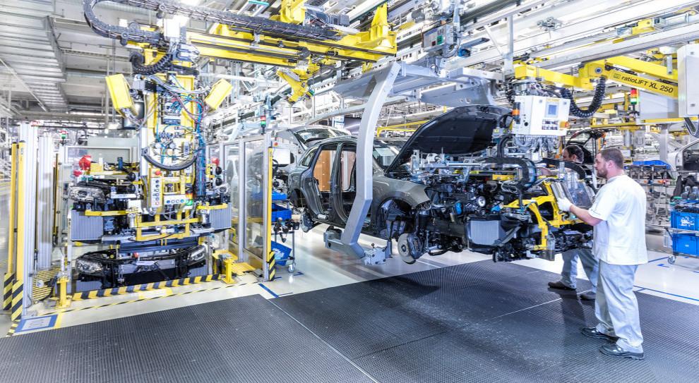 Odlewnia Volkswagen Poznań rusza z produkcją komponentów