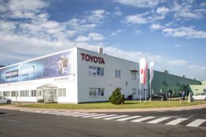 Fabryki Toyoty wznowią produkcję na początku maja