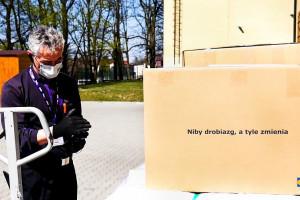 Ikea wspiera gminne centra kwarantanny
