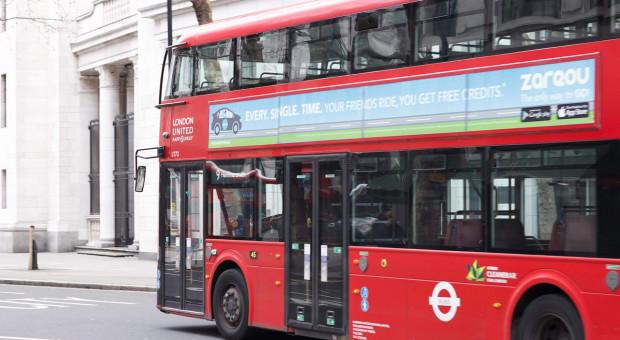 Siedem tysięcy pracowników transportu miejskiego w Londynie wysłano na urlopy