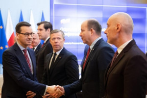Premier podziękował wojewodom za ich pracę i wspieranie służby zdrowia