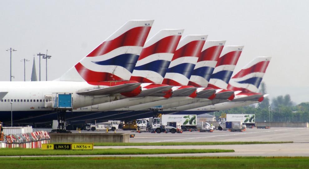 British Airways mogą zwolnić 12 tys. osób