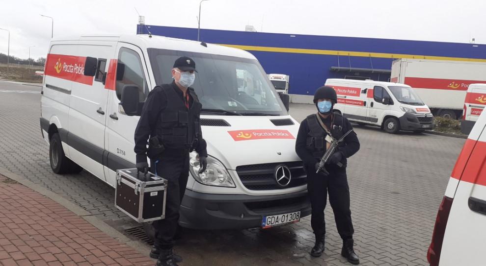 Poczta Polska wydała 57 mln zł na bezpieczeństwo pracowników