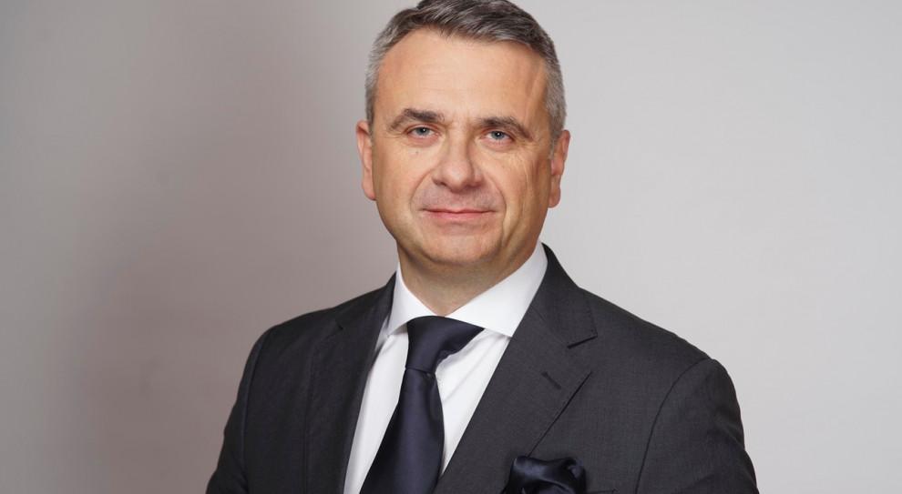 Robert Rękas Prezesem Lewiatan Holding