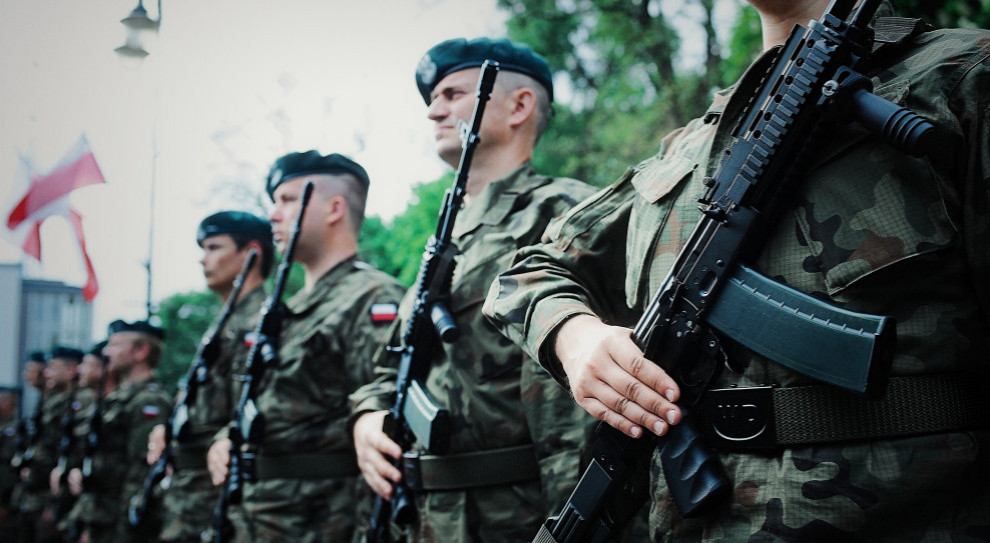 Do webinariów z zakresu edukacji wojskowej dołączają żołnierze WOT
