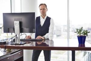 Daniel Wocial, prezes Adecco Group w Polsce, Czechach i Słowacji