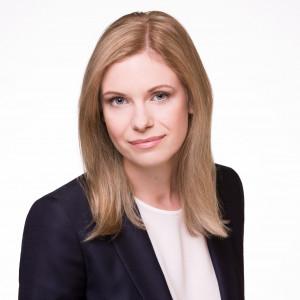 Kamila Niewęgłowska-Kennedy, senior associate w w kancelarii prawnej Dentons