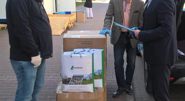 Lafarge w Polsce wspiera regionalne szpitale