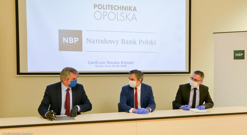 NBP będzie współpracował z Politechniką Opolską
