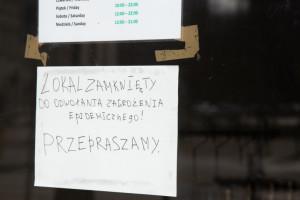 Zatrzymani uczestnicy protestu przedsiębiorców zostali zwolnieni do domów