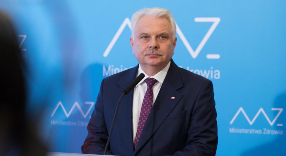 Waldemar Kraska przejmuje nadzór nad kilkoma instytucjami