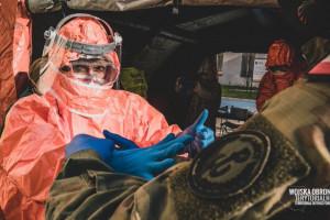 Żołnierze pobiorą od górników próbki na obecność Covid-19