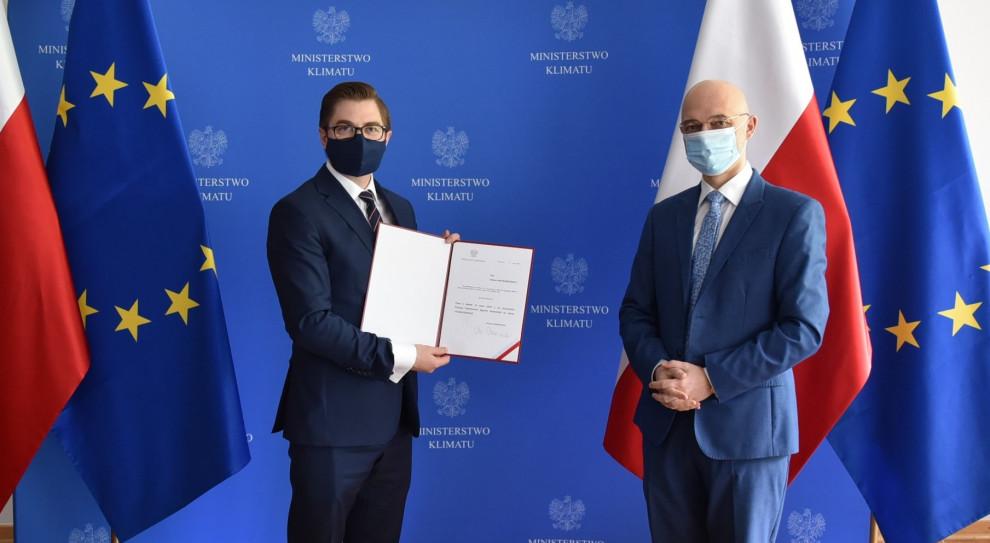 MK: premier powołał Łukasza Młynarkiewicza na prezesa Państwowej Agencji Atomistyki