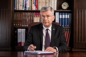 Stanisław Karczewski zrezygnował z funkcji wicemarszałka Senatu