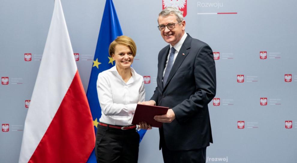 Minister nauki do rektorów: będę zmierzał do wzrostu znaczenia nauki polskiej na świecie