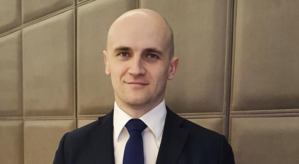 Tomasz Mrowczyk dołączył do zespołu Griffin Real Estate