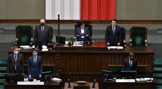Sejm przyjął część poprawek Senatu do tzw. Tarczy 3.0