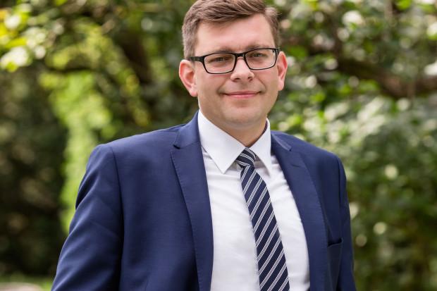 Grzegorz Baczewski, dyrektor generalny Konfederacji Lewiatan ( fot.mat.pras.)