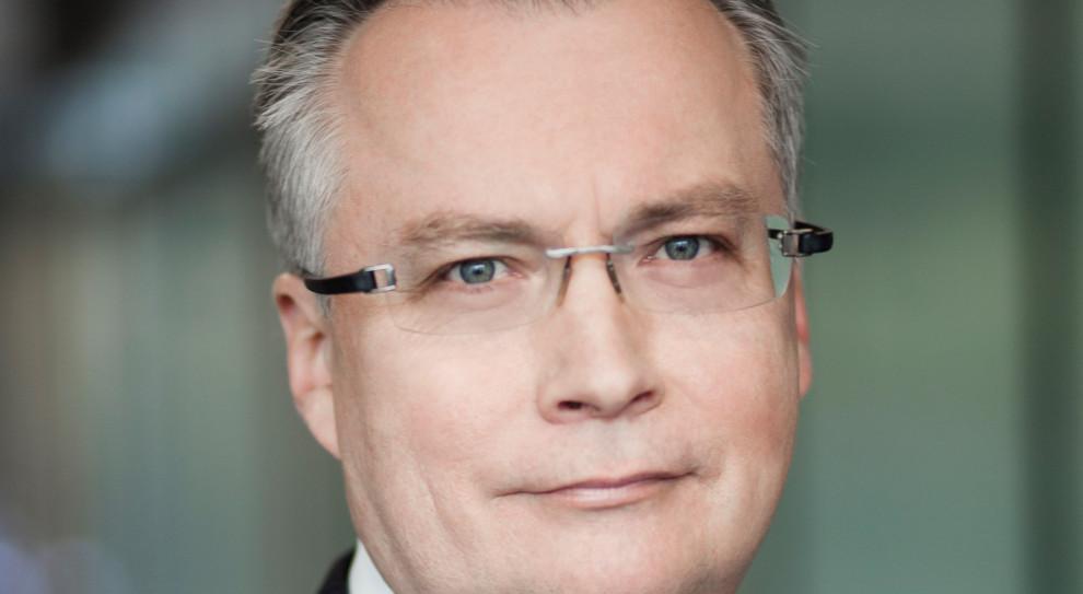Michał Mrożek wiceprezesem ING Banku Śląskiego