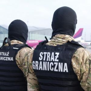 Elżbieta Witek złożyła funkcjonariuszom Służby Granicznej życzenia z okazji ich święta
