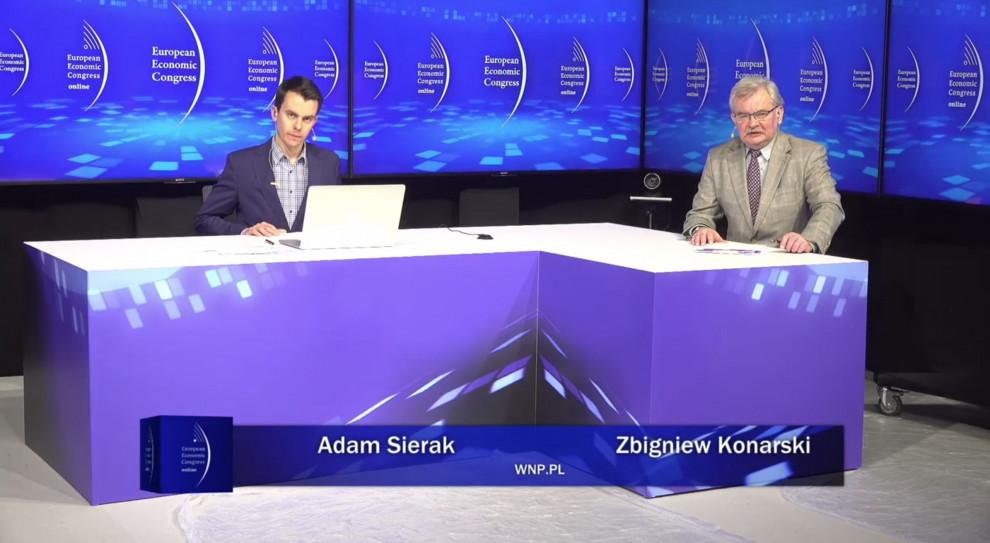 Prawo, zarządzanie i rynek pracy na Europejskim Kongresie Gospodarczym w internecie