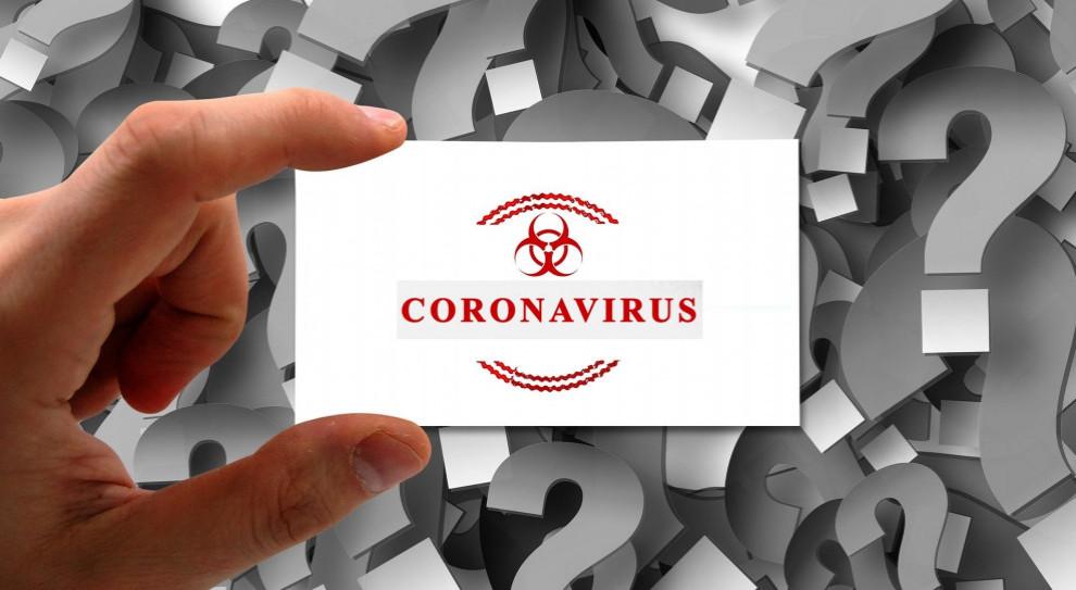 Koronawirus: większe zmartwienia mają mniejsze firmy