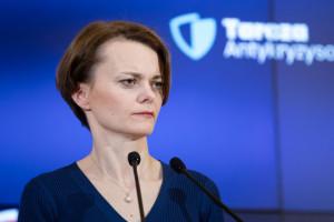 Jadwiga Emilewicz: Praca zdalna na stałe zakorzeni się w polskiej gospodarce