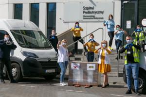 Warszawska IKEA pomaga w czasie pandemii. Przekazała ponad 5000 produktów