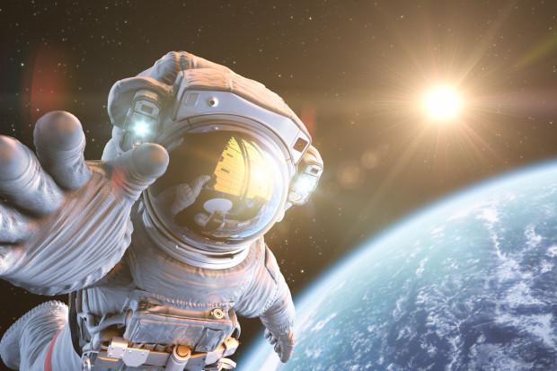 Astronauta to dobry zawód dla 50-latka