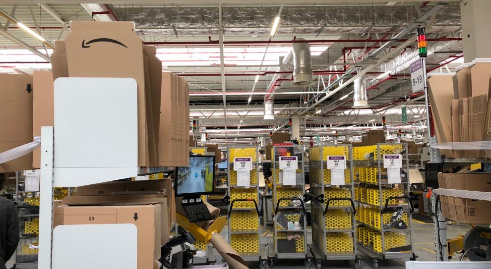 """Związkowcy Amazona piszą do Jeffa Bezosa. """"Traktują nas jak roboty"""""""